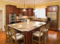 32 Kitchen Islands With Seating (Chairs and Stools)