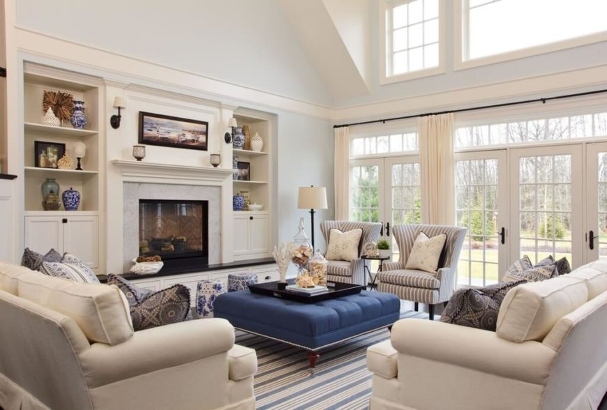 21 Amazing Traditional Living Room Ideas - traditional living room ideas