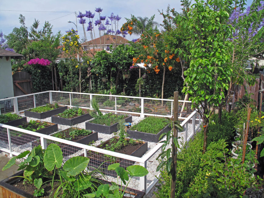 41 Backyard Raised Bed Garden Ideas - raised bed garden designs