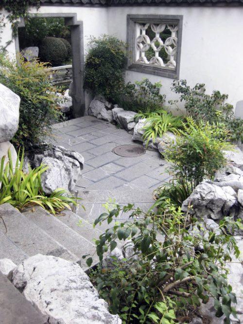 Medium Of Rock Garden Ideas For Backyard