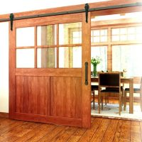 30 Sliding Barn Door Designs and Ideas for the Home