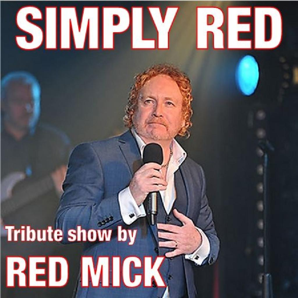 Entry10 Simply Red Tribute Tickets Romford United Services