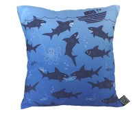Shark Pillow / Cushion - Unique Gifts | Cakes with Faces