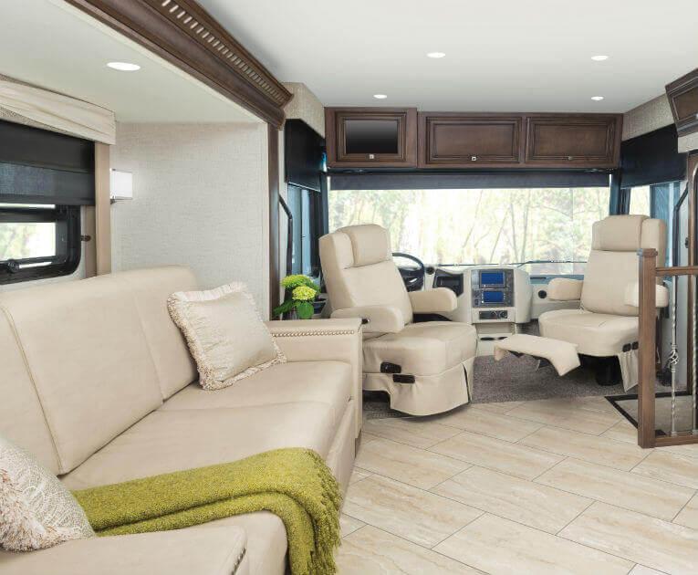 Recreational Vehicle FurnitureFlexsteel for RVs, Travel Trailers