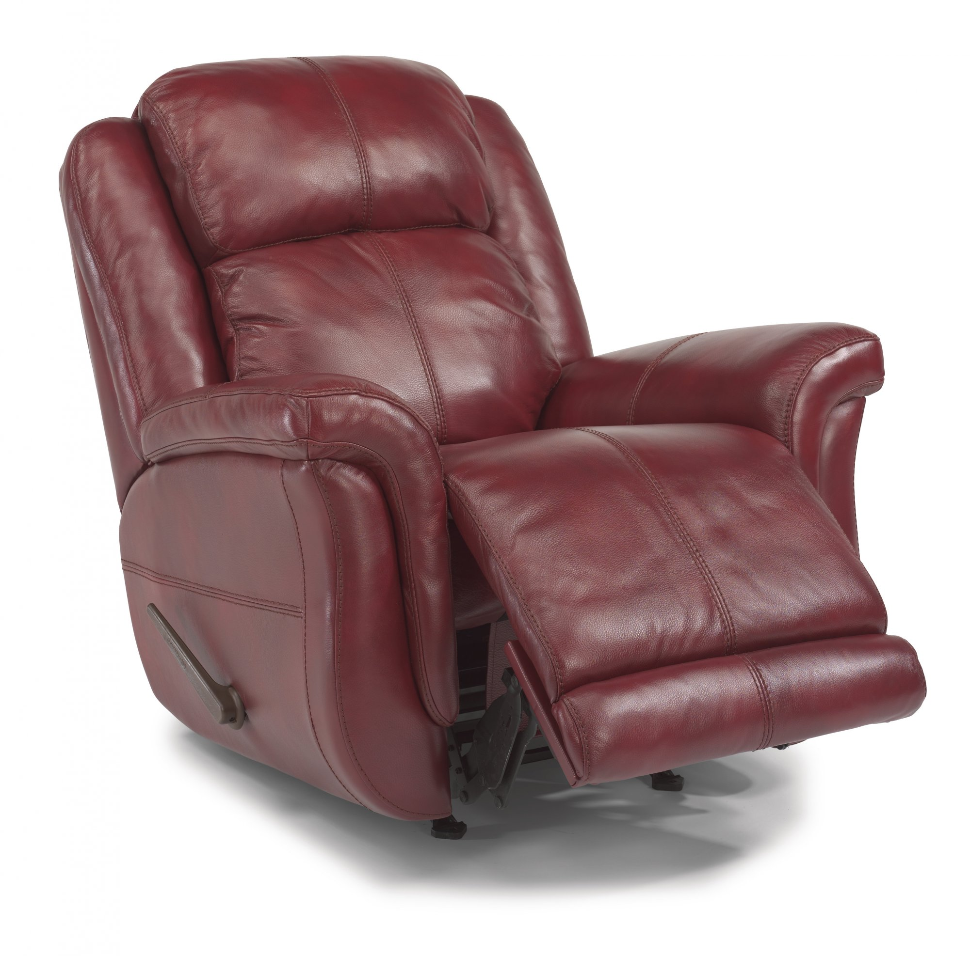 Electric Recliner Leather Chairs Brookings Flexsteel