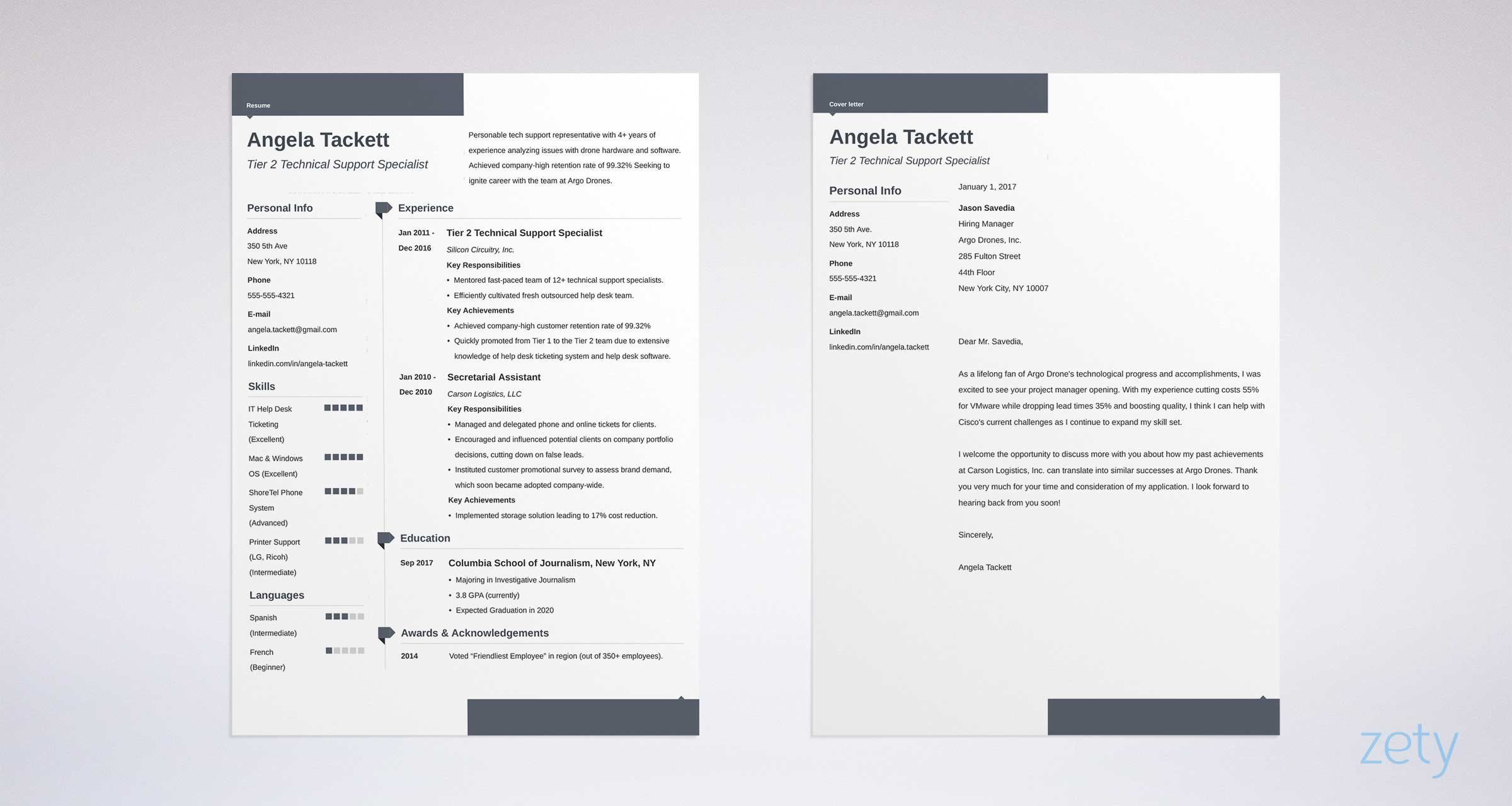 best career fair resume templates to download