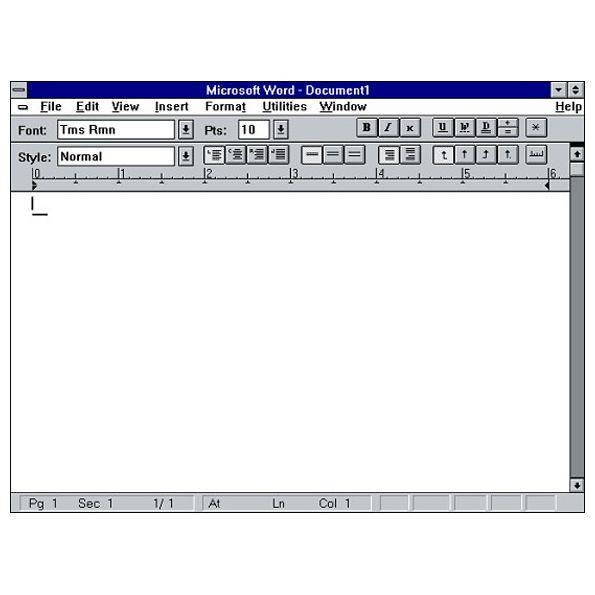 Microsoft Word turns 25 - Slideshow - Computerworld - microsoft word