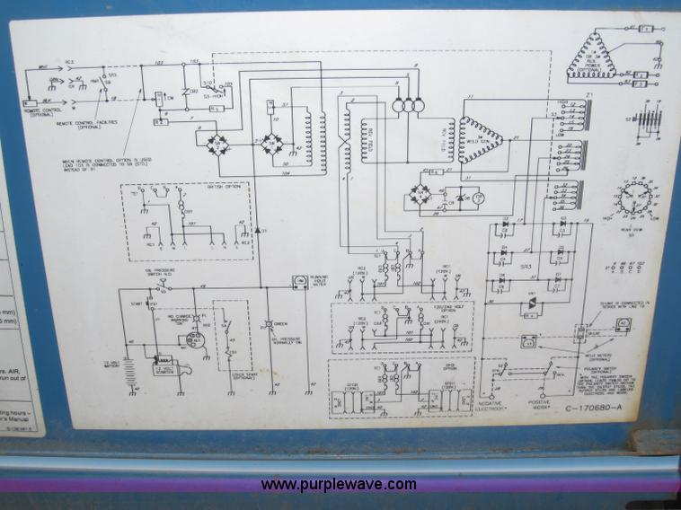 Miller Sel Welder Generator Wiring Diagram Millermatic 211 Wiring