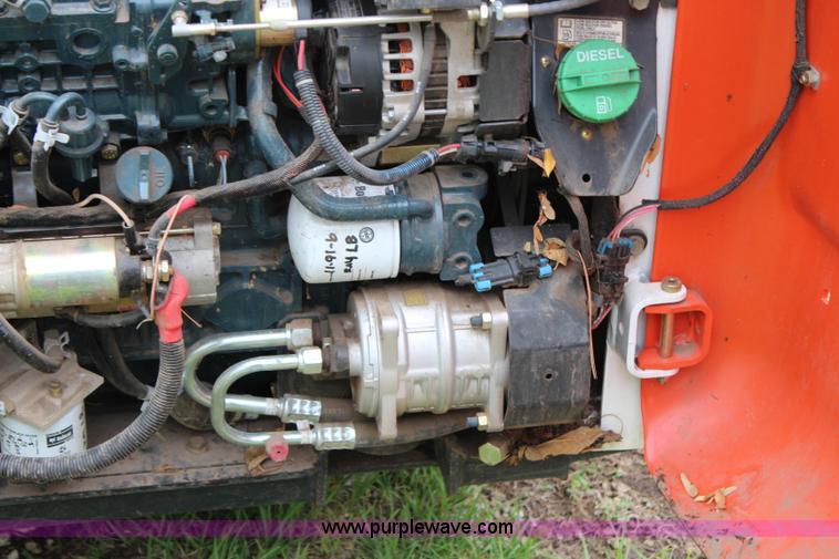 2008 Bobcat S185 skid steer Item H2711 SOLD! June 12 Con