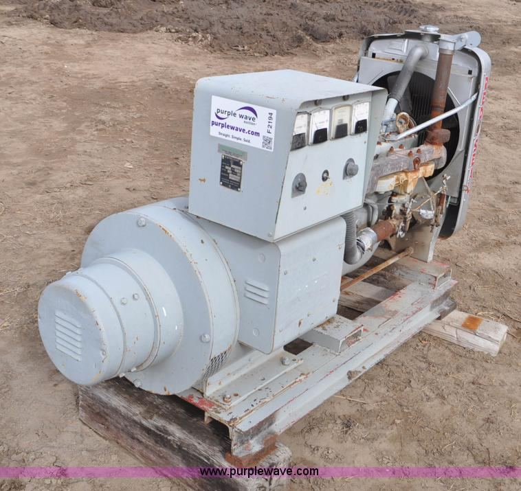 Red Seal KatoLight generator Item F2194 SOLD! March 11 V
