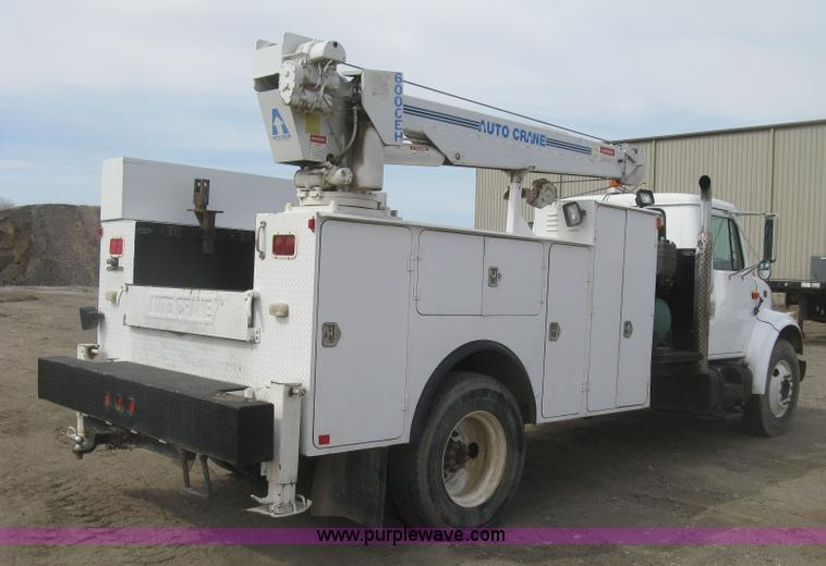 1998 International 4700 service truck Item K2984 SOLD! A