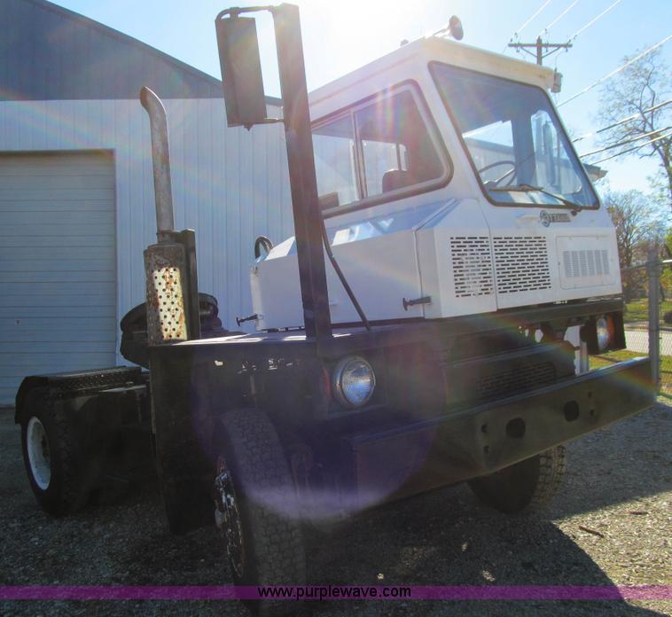 1989 Ottawa 50 yard spotter truck Item L1830 SOLD! Decem