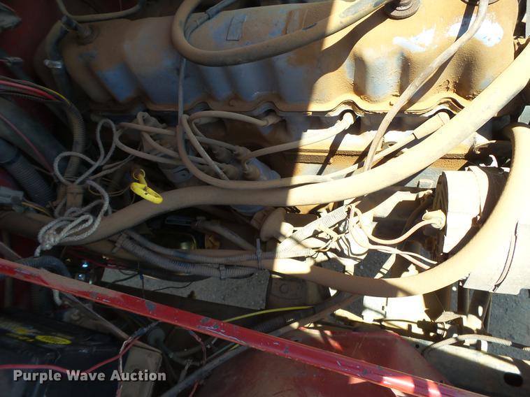 1987 Jeep Wrangler SUV Item EI9631 SOLD! August 15 Vehic