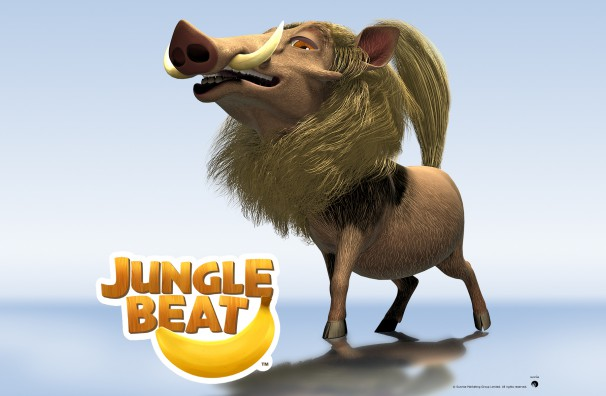 Www Animation Wallpaper Downloads Archive Jungle Beat