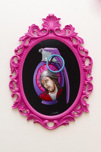 The Pinks Scott Scheidly Spoke Art Artsy