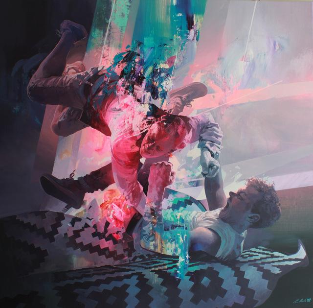 Robert Proch / Chazme 718 / From dusk till dawn KIRK Gallery Artsy