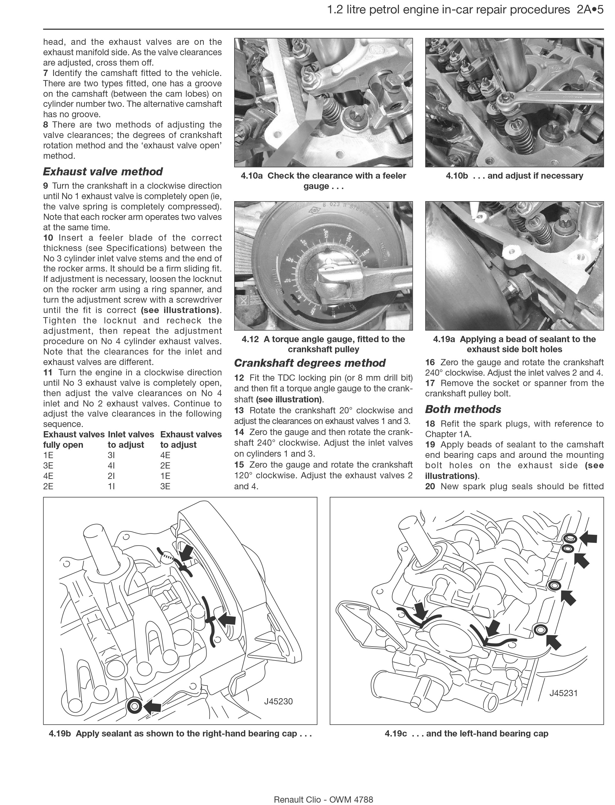 workshop manual renault clio