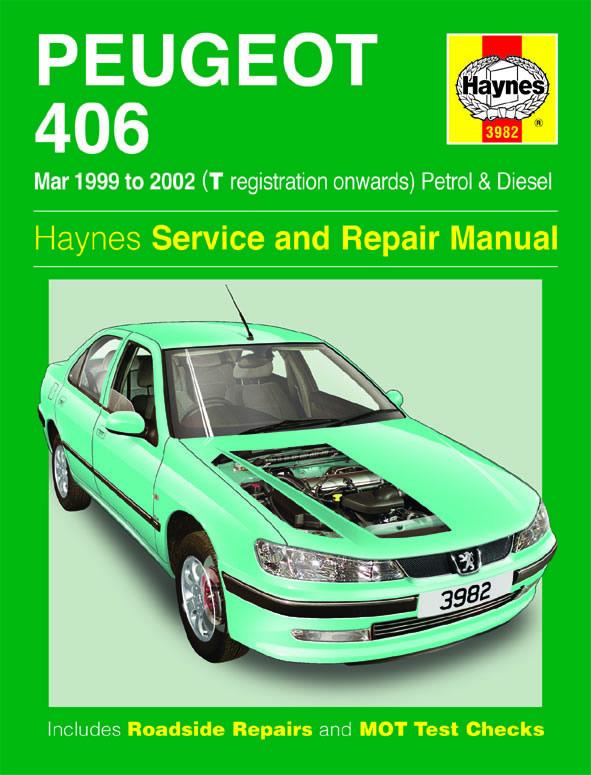 406 Haynes Publishing