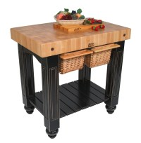 John Boos | Butcher Block Table | Kitchen Tables
