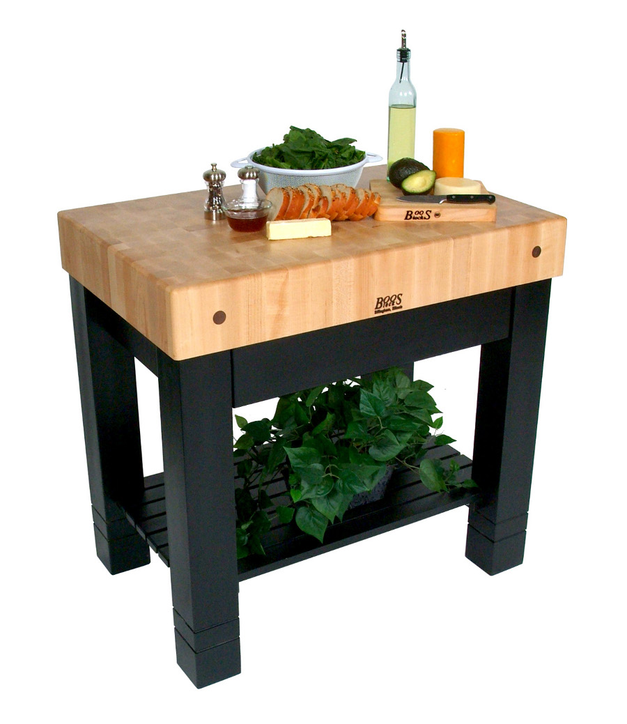 John Boos Kitchen Island Bar Kitchen Island Table | Boos Butcher Block Islands