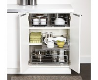 simplehuman | 14 inch pull-out cabinet organizer