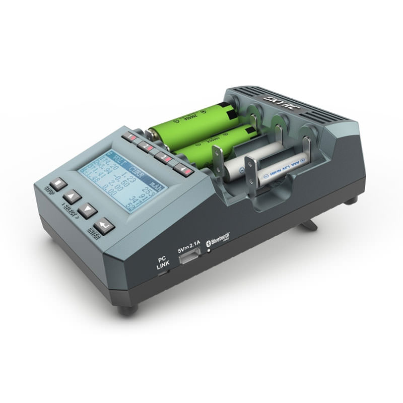 Batterij Lader Skyrc 100083 Mc3000 Universal Battery Charger & Analyzer