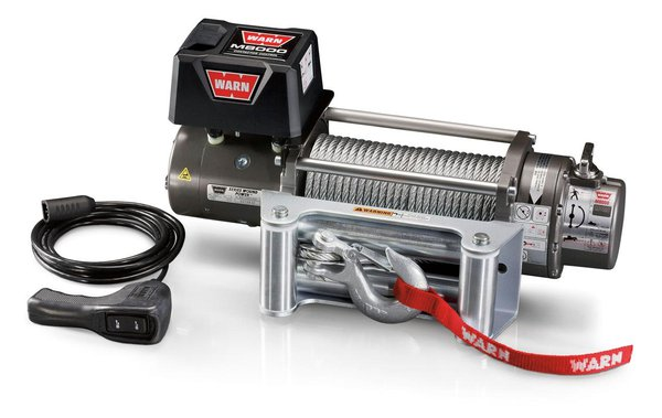The Warn M8000 and M8 Winch Buyer\u0027s Guide - Roundforge