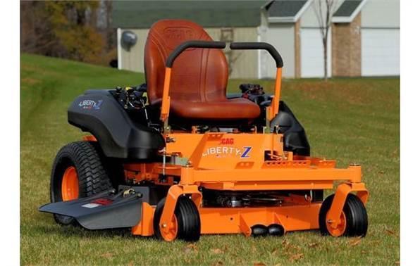 2018 Scag Power Equipment SZL48-18FR Southern Lawn Equipment