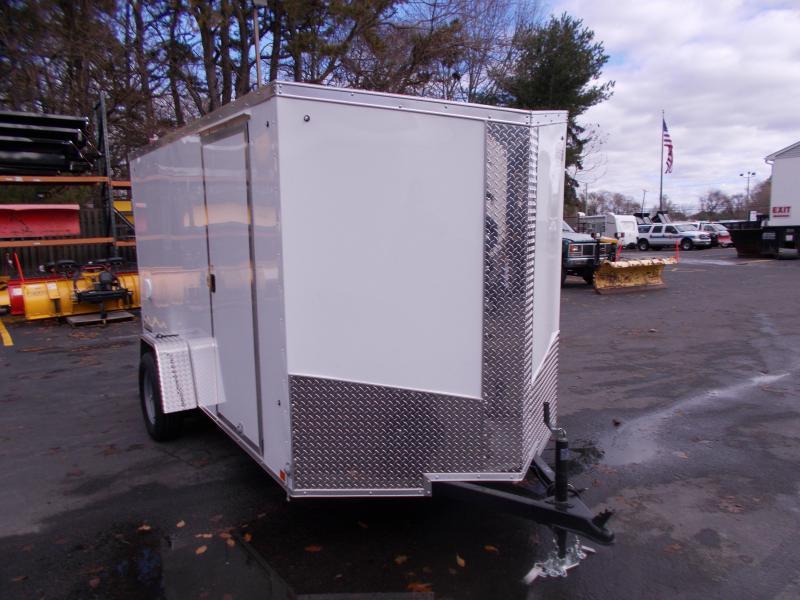 2019 Cargo Express 6x12 Cargo / Enclosed Trailer 2019668 Utility