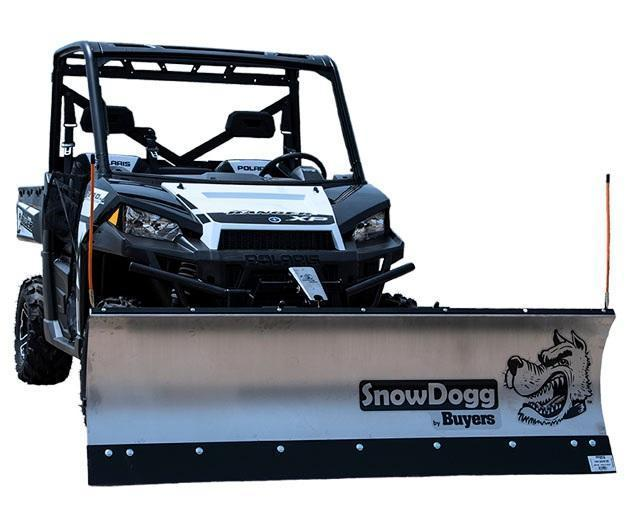 SnowDogg MUT60 Snow Plow Wagner Truck Equipment Snowplows, Truck