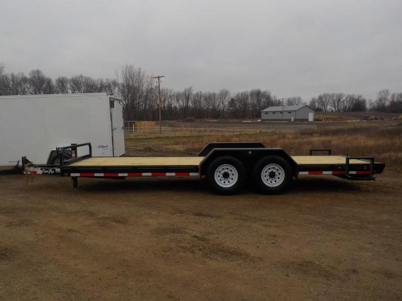 2018 CornPro Trailers UT-20 H Utility Trailer Buy Enclosed Cargo