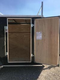 2017 RC 7'x14' Enclosed Cargo Trailer w/Roof Rack | Happy ...