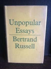 Unpopular Essays By Russell Bertrand 1950