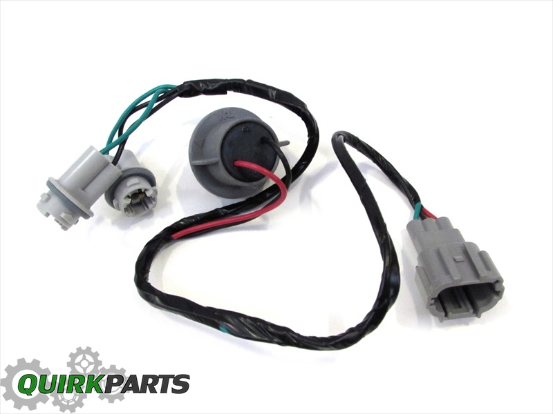 2000-2014 Nissan Frontier Headlight Wiring Harness Cable OEM NEW
