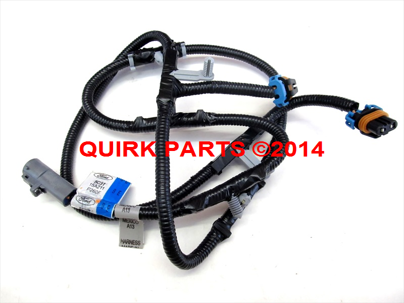 Ford Fog Light Wiring Harness Wiring Diagram