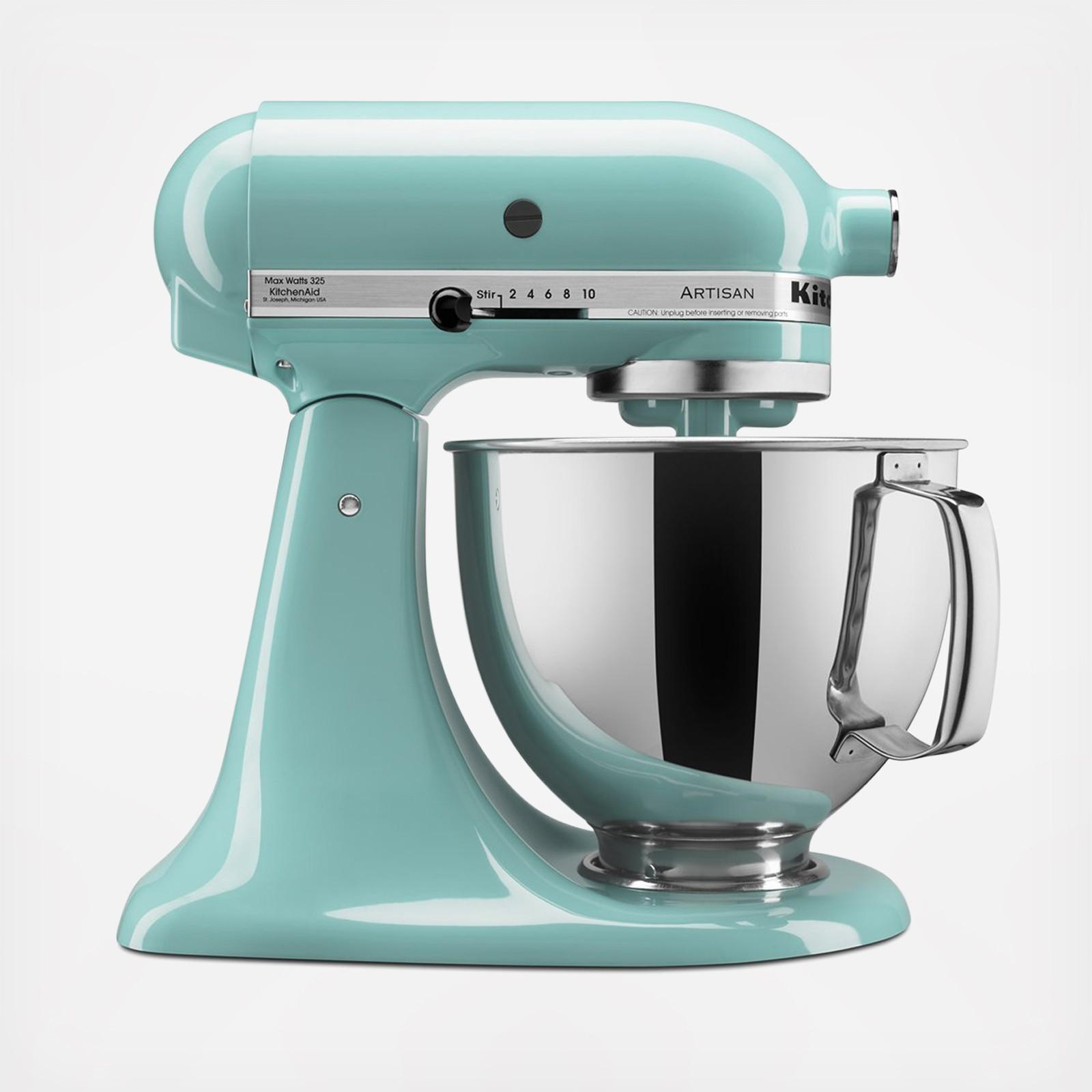 Kitchenaid Batteur Sur Socle Artisan Series 5 Qt Tilt Head Stand Mixer Zola