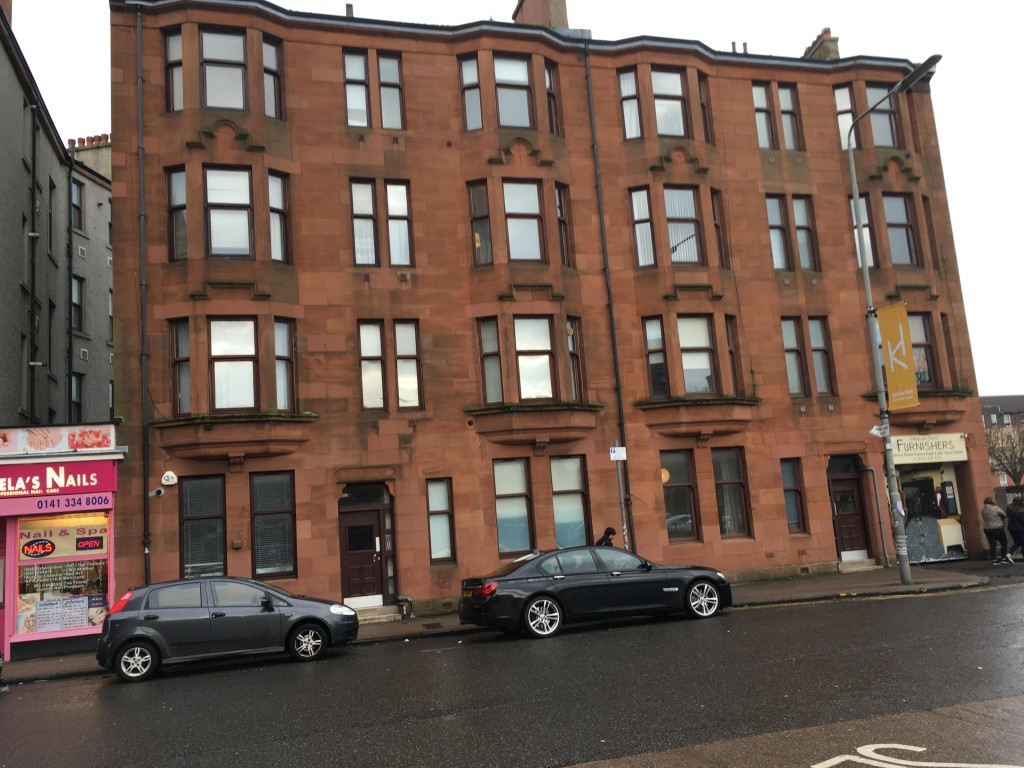 1 Bed Flat Glasgow Glasgow 1 Bed Flat Partick G11 To Rent Now For 550 00 P M