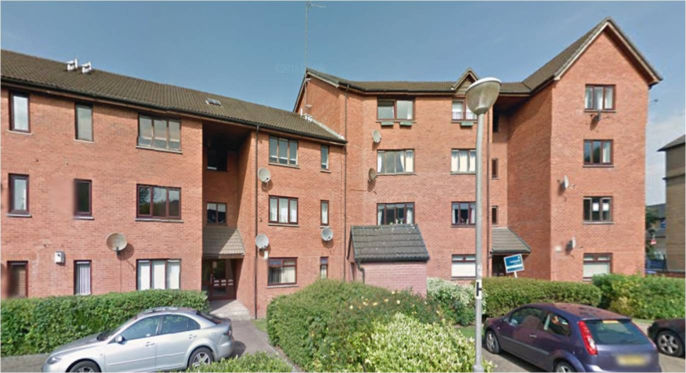 1 Bed Flat Glasgow Glasgow 1 Bed Flat Landressy Place G40 To Rent Now For