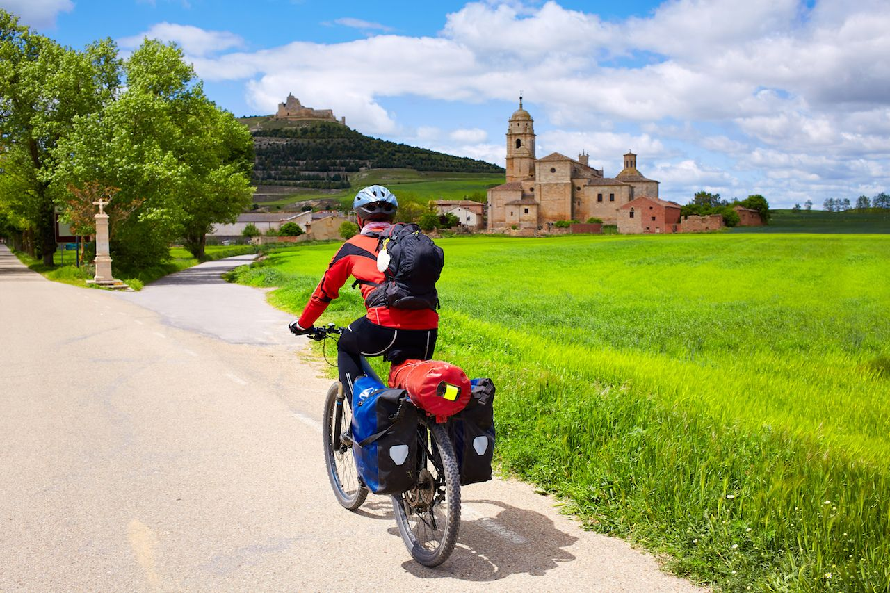 Camino Frances On Bike 7 Of The Most Scenic Biking Routes In Europe To Tackle This Summer