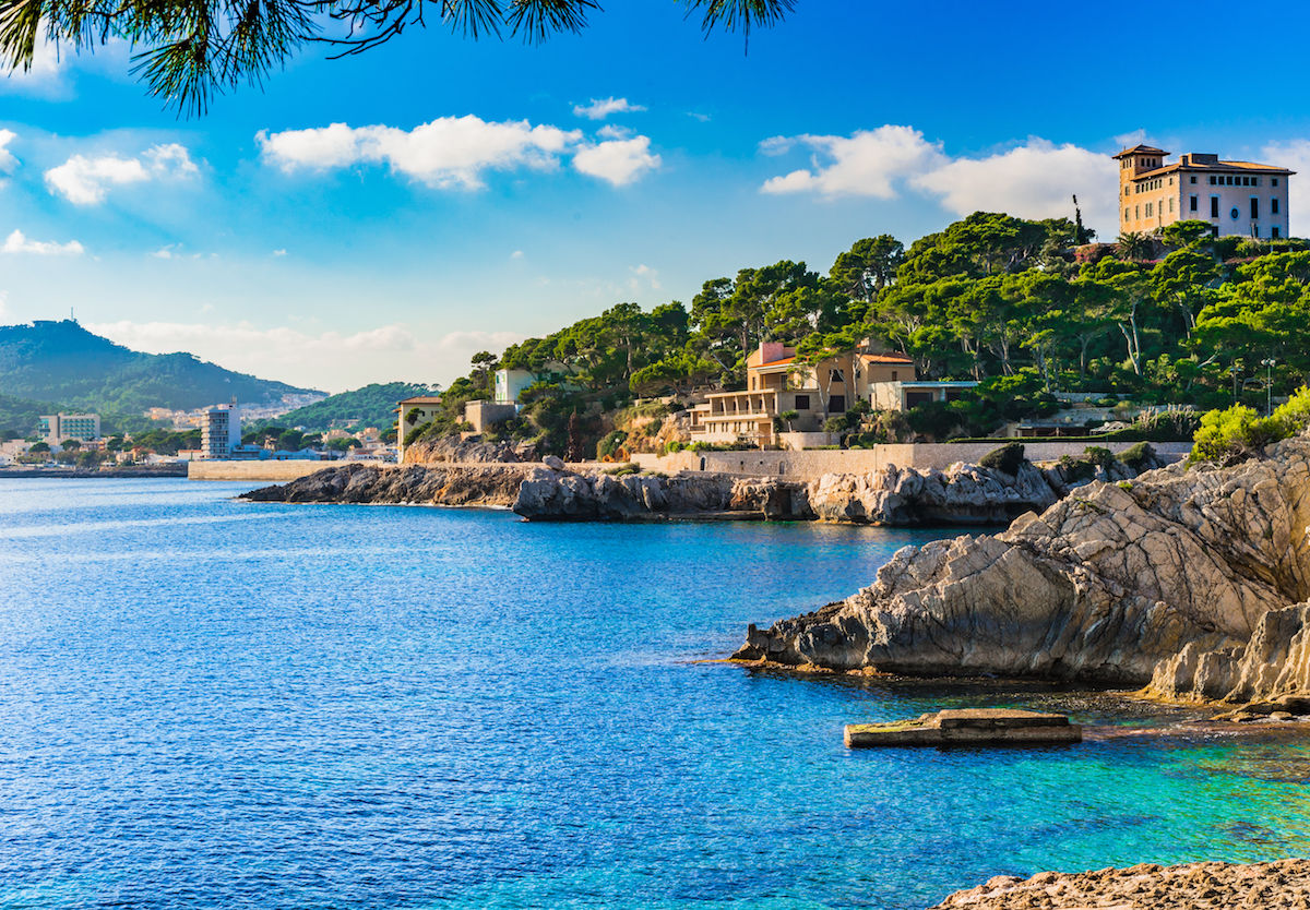 Bad Set Palma Mallorca Residents Are Protesting Their Island S Tourism Boom