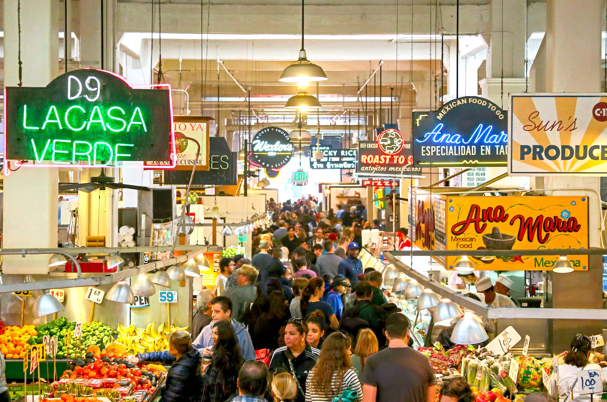 Cucina And Co Grand Central Station The Best Food Halls In The Us