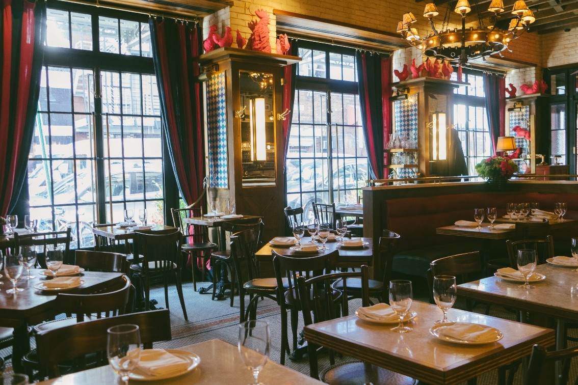 Trattoria Dell'arte Nyc Reviews 21 Great Nyc Restaurants For Thanksgiving Dinner New York The