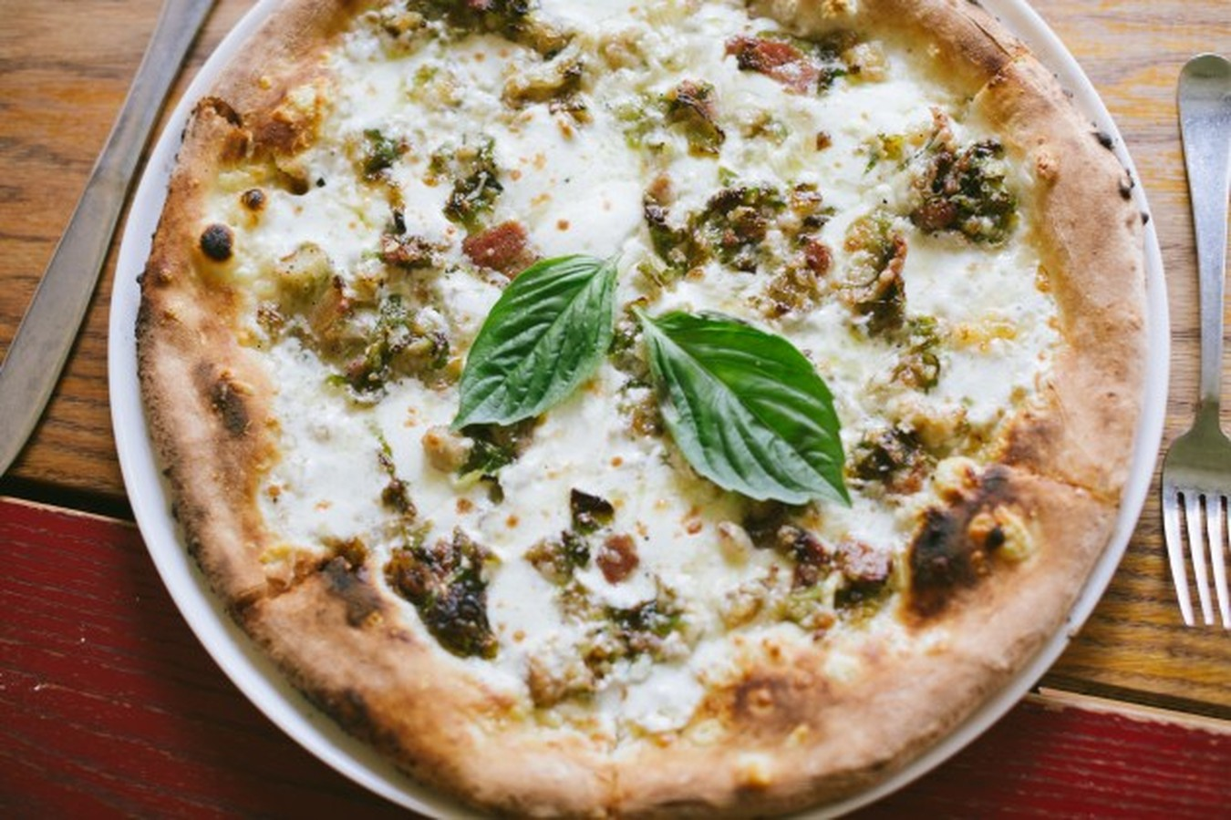 Tavola Pizza Tavola Hell 39s Kitchen New York The Infatuation