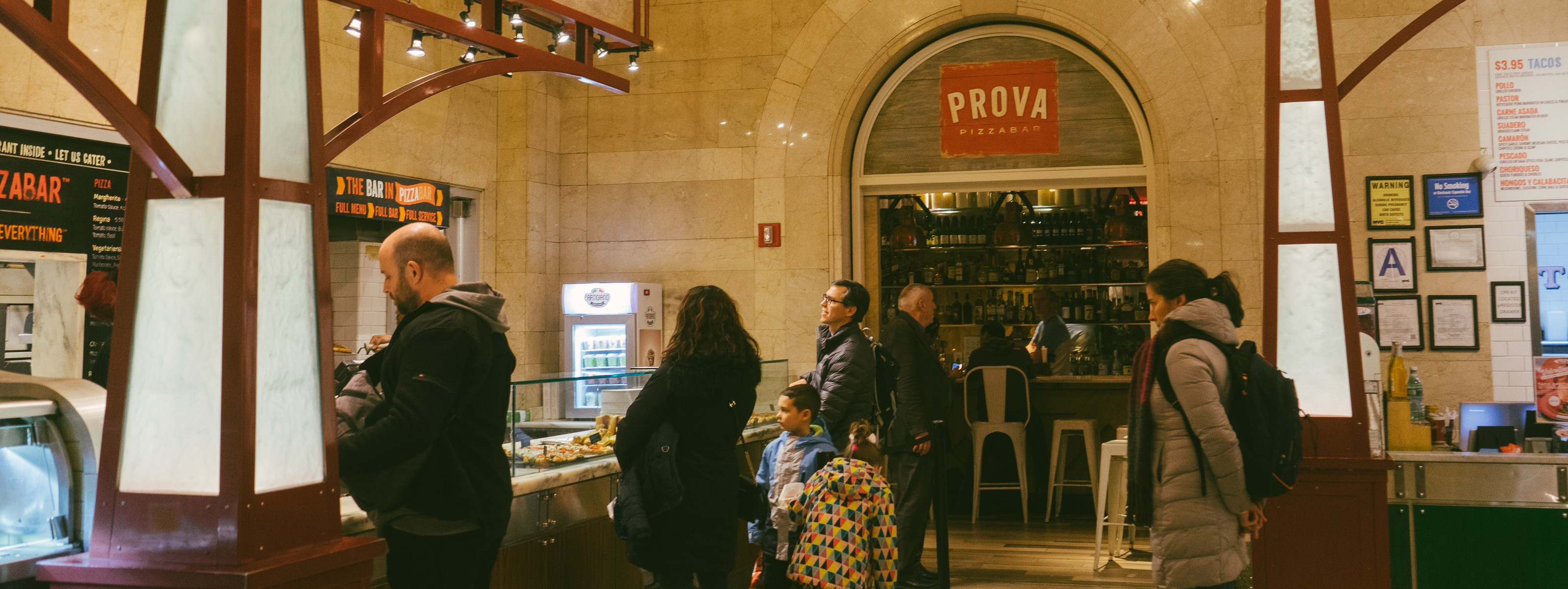 Cucina New York Grand Central Prova Pizzabar Midtown East New York The Infatuation
