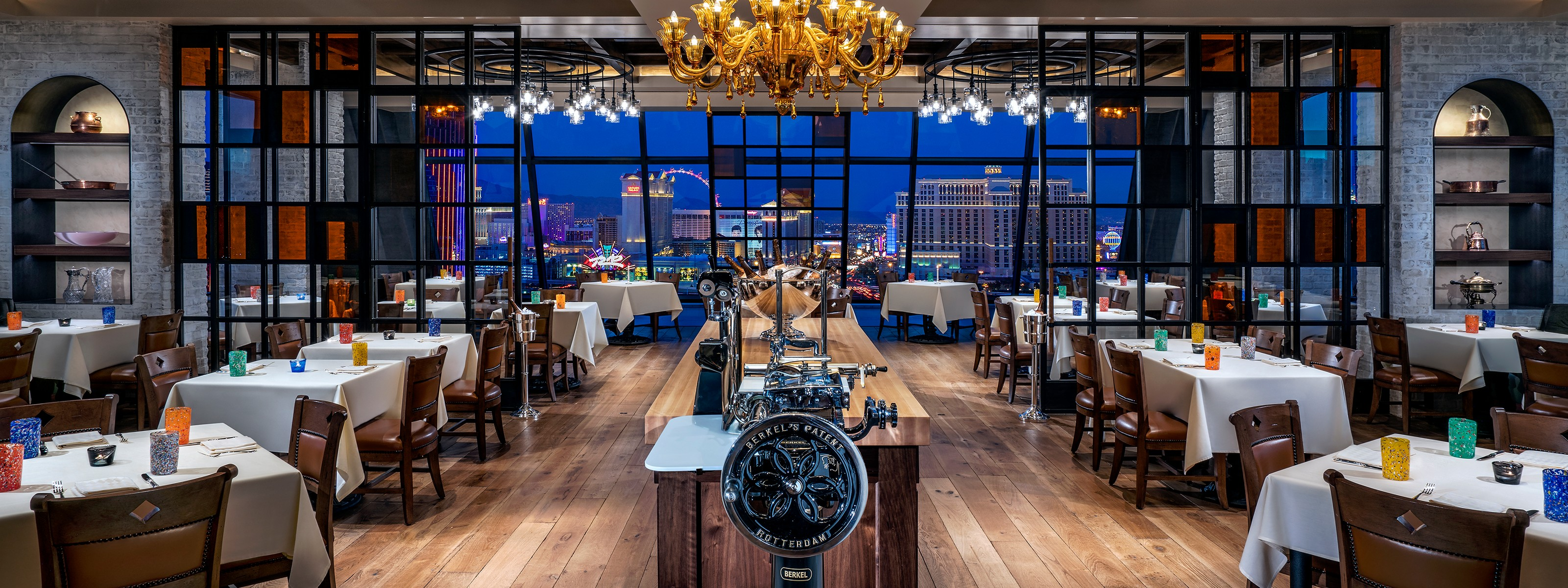 Vetro Cucina Rex Vetri Cucina The Strip Las Vegas The Infatuation