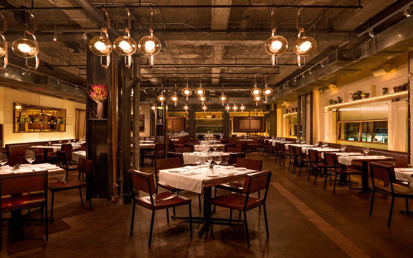 Italian Restaurant Design Quarter Quality Italian Midtown New York The Infatuation