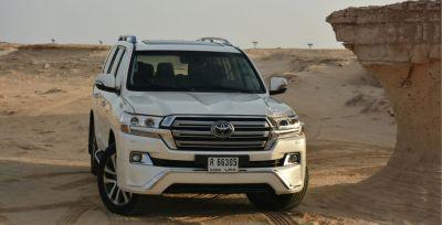 wheels Car of the Year 2016: Best SUV - Toyota Land Cruiser - Wheels