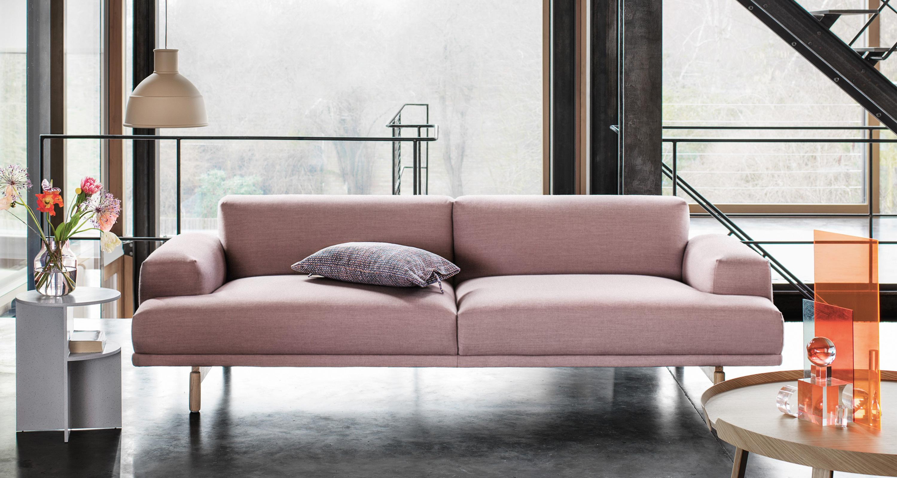 Muuto Oslo Sofa Compose 3 Seater Sofa