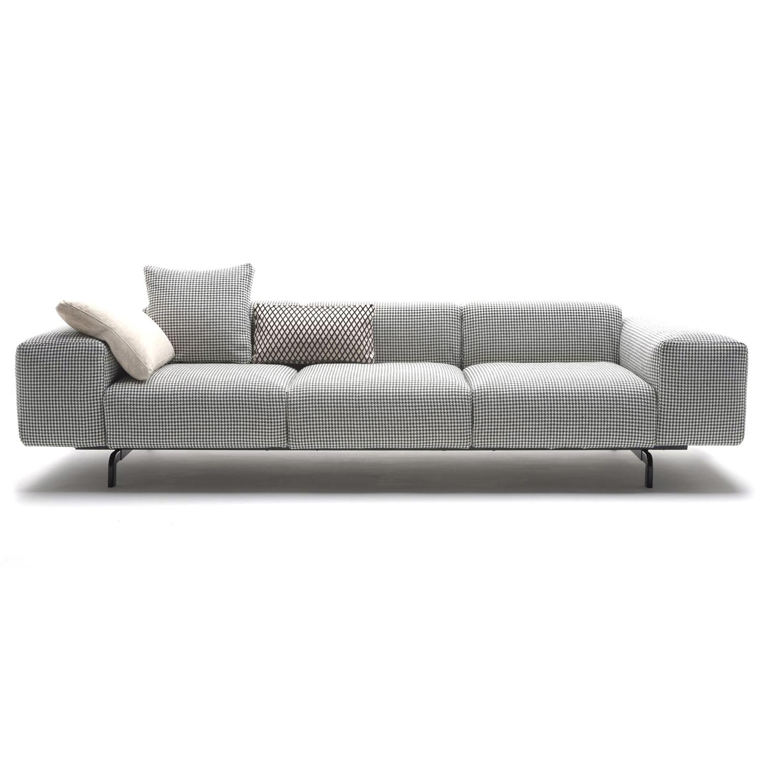 Kartell Sofa Largo Three Seater Sofa
