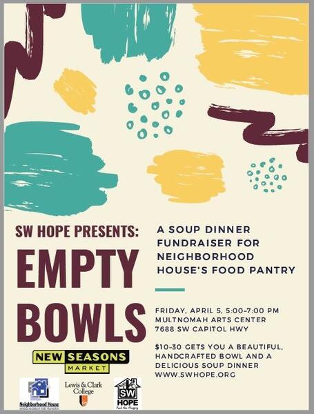 Apr 5 · Sign-up Today to Volunteer at Empty Bowls 2019! \u2014 Nextdoor